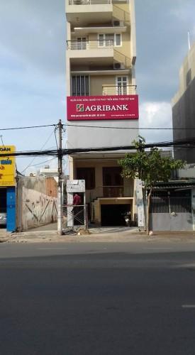 Thi công bảng hiệu ngân hàng agribank