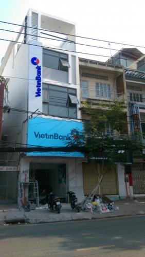 Làm bảng hiệu ngân hàng Viettinbank